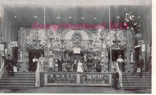 A Ball & Sons New Lyceum Booth undated