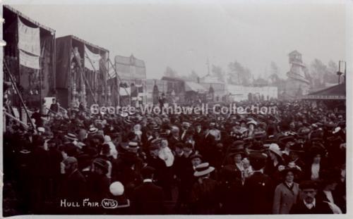 Hull Fair circa1910