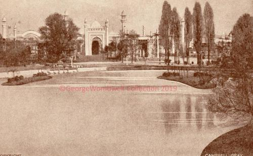 Indian Pavillion British Empire Exhibition 1924