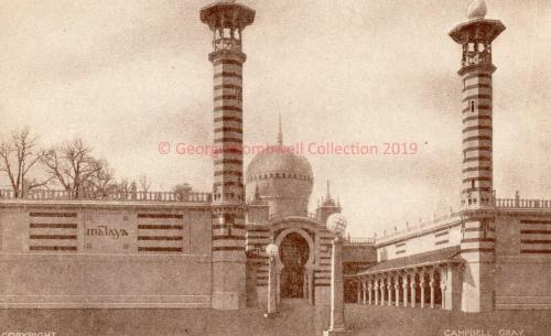 Malaya Pavillion British Empire Exhibition 1924