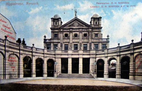 Postcard Hippodrome