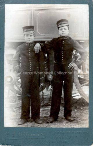 Sanger Boys Photograph from Bournmouth