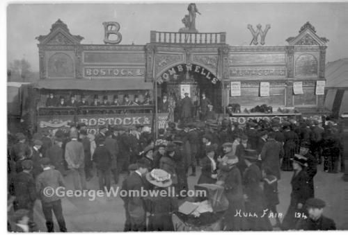 Bostock and Wombwell Hull Fair