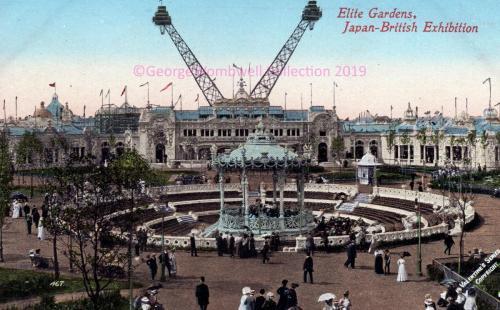 Flip-Flap Japan-British Exhibition 1910