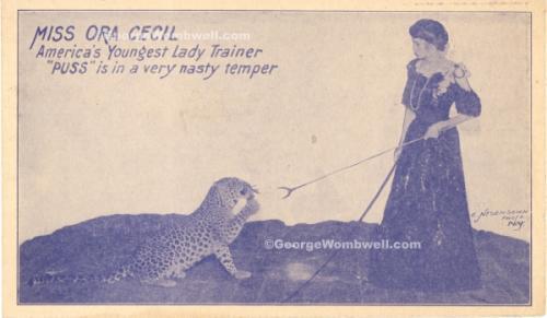 Miss Ora Cecil